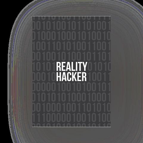 """Постер """"Reality Hacker"""""""